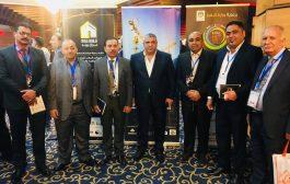 رئيس اتحاد المقاولين العراقيين و العرب : ندعم و نساند الشركات المصرية في اعادة البناء والاستثمار والاعمار