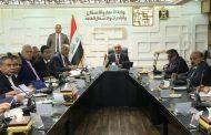 وزير الاعمار والإسكان والبلديات العامة يترأس اعمال الجلسة الثالثة لهيئة الرأي للعام الجاري 2019
