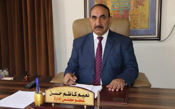 يستمر إتحاد المقاولين العراقيين بجهودة الكبيرة وتقديم انجازاته ومتابعاته الحثيثة لتصنيف الشركات ومعالجة متعلقاتها الادارية في وزارة التخطيط