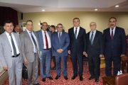 اكبر مشروع خدمي عاجل في محافظات العراق ، تنطلق نواته الاولى من مقر إتحاد المقاولين العراقيين ببغداد وبإشراف رئيس الحكومة الدكتور عادل عبد المهدي