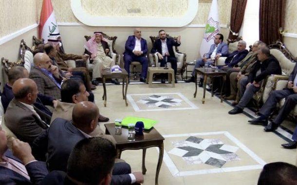 اتحاد المقاولين فرع الانبار يعقد اجتماع هام موسع