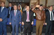 اتحاد المقاولين العراقيين وفرع الانبار يقيم الحفل التكريمي لحكومة الانبار المحلية والقيادة الامنية والادارية في المحافظة