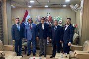السنافي يلتقي وكيل وزير العمل والشؤون الاجتماعية
