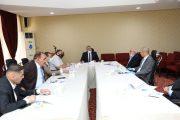 عقد مجلس ادارة اتحاد المقاولين جلستة الثالثة لعام ٢٠٢٠