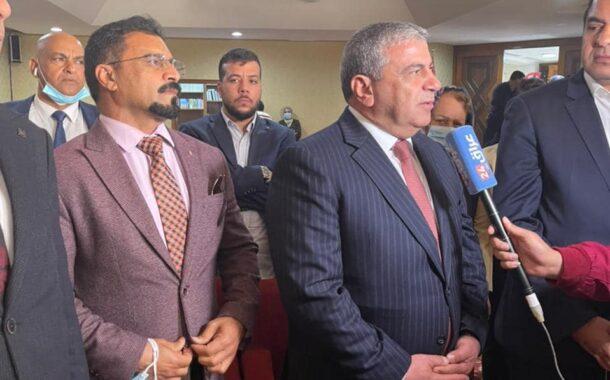 مع الابتهاج بفوز العراق وتسنم الاستاذ علي السنافي رئاسة اتحاد المقاولين العرب .