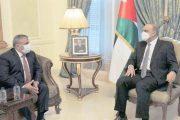 السنافي يزور عمان ويلتقي رئيس وزراء المملكة الاردنية الهاشمية
